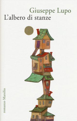 L'albero di stanze - Giuseppe Lupo - copertina