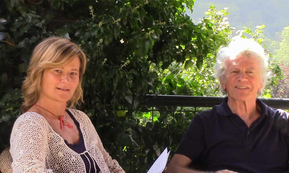 con Alberto Nessi-ph di Daniela Cairoli