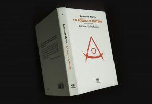 Copertina del libro di Elisabetta Motta La poesia e il mistero. Dodici dialoghi. La Vita Felice 2016