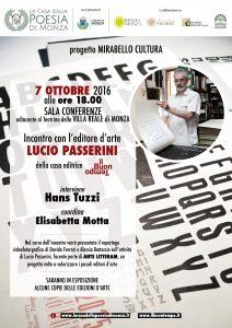 Locandina evento Il Buon T Editoreempo 7 ottobre 2016