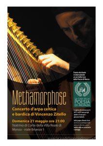 METAMORPHOSE -Vincenzo Zitello - 21.5.17 - Locandina