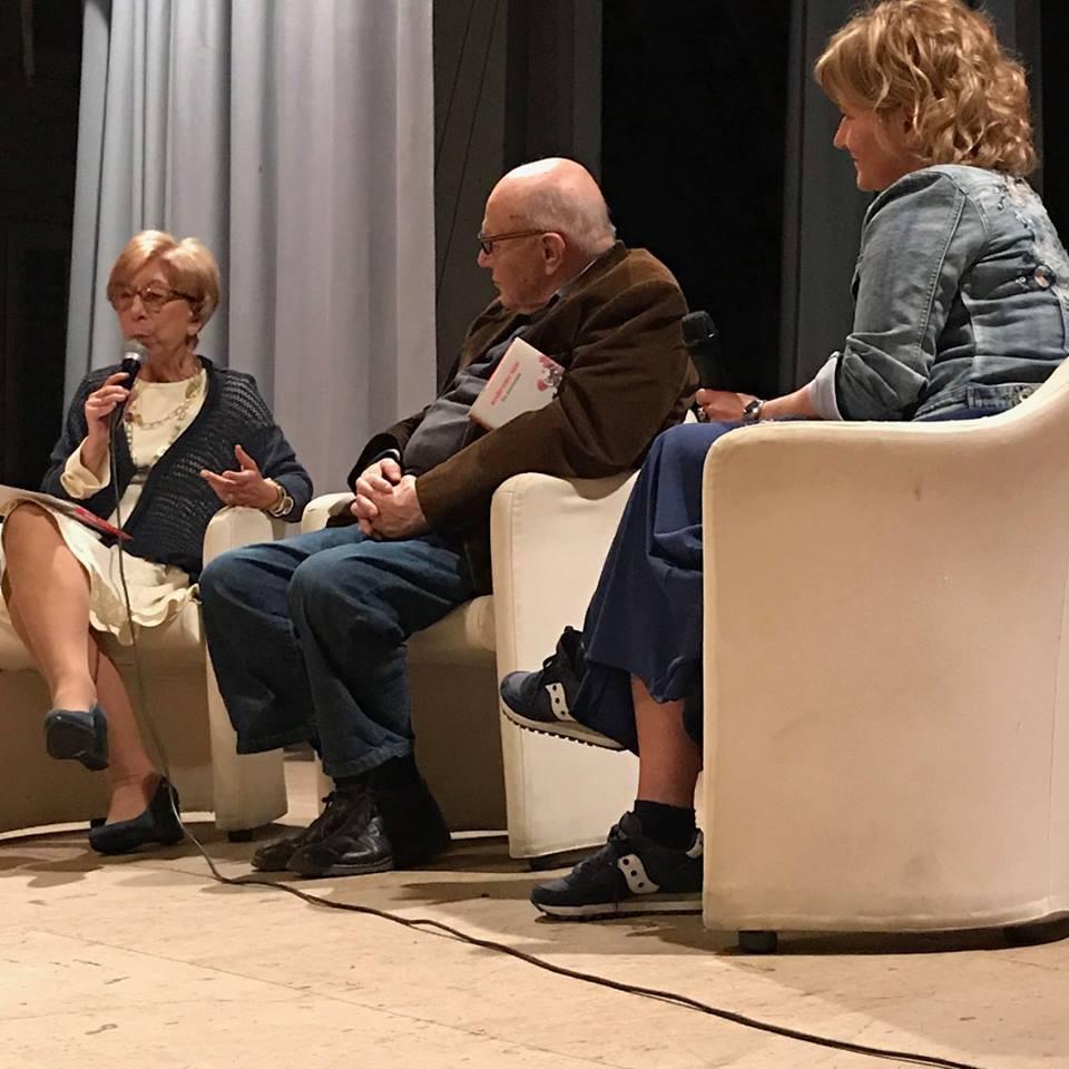 Maria Stella Einsenberg, Giampiero Neri, Elisabetta Motta
