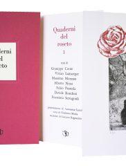 AA.VV. <em>Quaderni del Roseto</em>, Il ragazzo innocuo, 2017