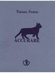 Tiziano Fratus <em>Accurare</em> – Il Ragazzo innocuo 2018