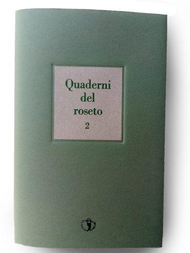 Quaderni del Roseto 2 (2019)