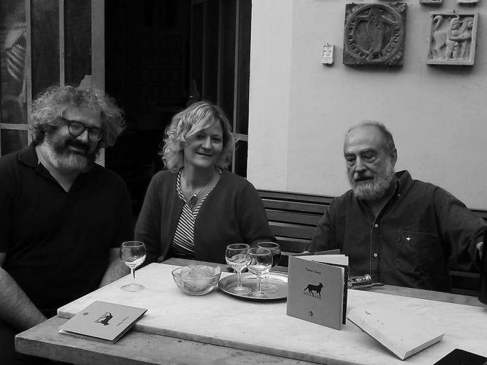 Tiziano Fratus, Elisabetta Motta, Luciano Ragozzino