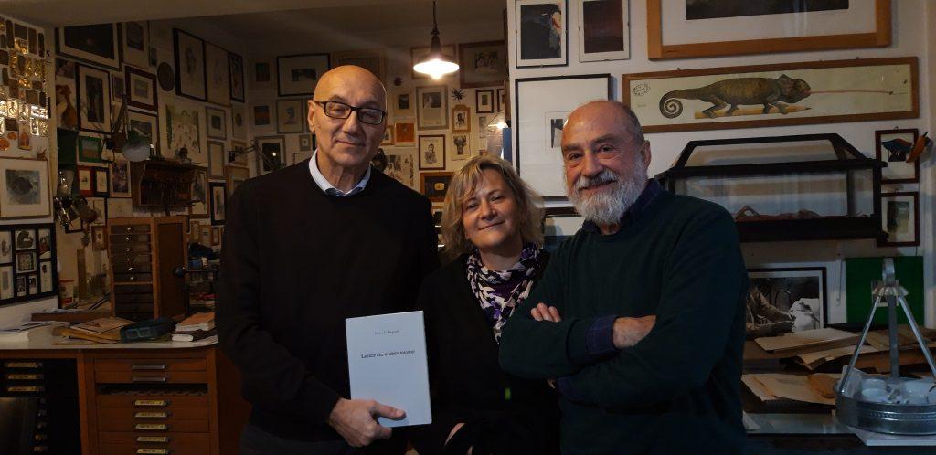 Corrado Bagnoli, Elisabetta Motta, Luciano Ragozzino