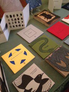 Alcuni libri d'arte e matrici xilografiche per stampa