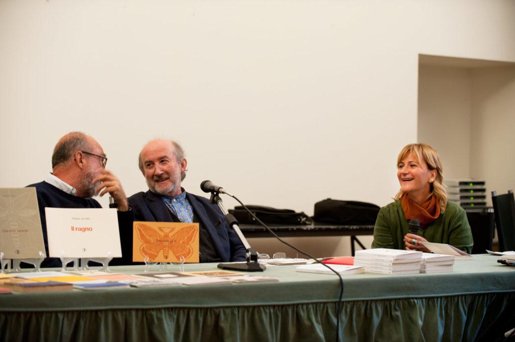 Luciano Ragozzino, Alberto Casiraghi, Elisabetta Motta