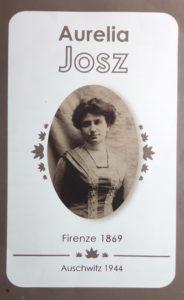 Aurelia Josz - Brochure realizzata dagli studenti